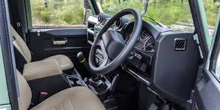 old land rover discovery interior 2016 land rover defender 90 review caradvice