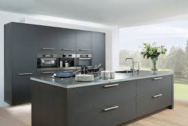 Grey Kitchen Cabinets by Interesting Modern Gray Kitchen Cabinets For Ideas