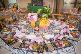 themed bridal shower a school themed bridal shower in beverly for a