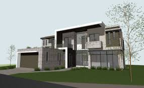 home plans modern concrete home plans modern two story acvap homes
