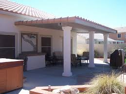 Stucco Patio Cover Designs Attractive Patio Covers Las Vegas Fiberglass Patio Covers