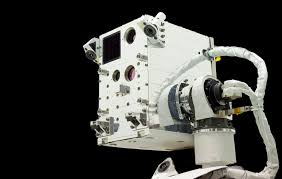 nasa u0027s first robotic crew member to tweet from space station