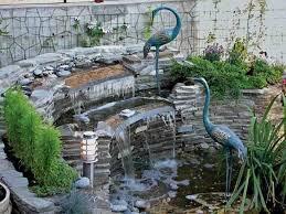 Backyard Lawn Ideas 20 Spectacular Backyard Ideas Waterfalls That Top Off Backyard