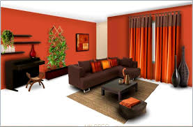 bedroom appealing livingroom decor ideas orange and gray living