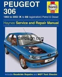 peugeot 306 1993 2002 haynes service u0026 repair manual pdf free