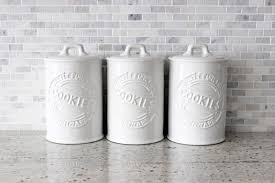 white canister sets kitchen marvelous white kitchen canister sets part 12 those set