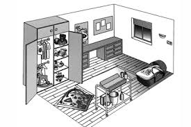 plan chambre a coucher quel plan pour une chambre d enfant côté maison