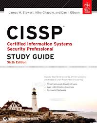 cissp certified information systems security professional study