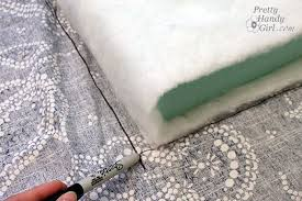 Making A Bench Cushion How To Make A Bench Cushion With Piping 28 Images Sewing A
