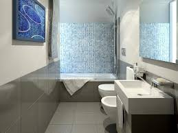 Subway Tile Designs For Bathrooms by Ideas For Using Wainscoting Subway Tile In A Bathroom
