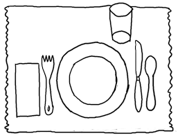 kids placemats thanksgiving placemat coloring page coloring pages now coloring