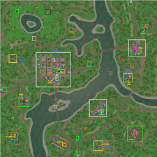Seattle Police Map Steam Community Guide Unturned 3 14 11 0 Spawns Maps