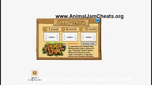 animaljam gift card animal jam free membership cheats 2012
