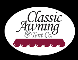 Awning Logo Residential And Commercial Awnings Classic Awning U0026 Tent Co