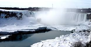 niagara falls freeze winter niagara falls blog