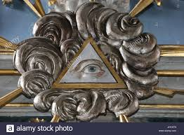 the eye of providence or the all seeing eye of god saint jean