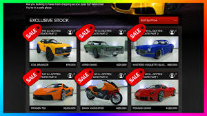 gta 5 thanksgiving dlc special vehicle discounts