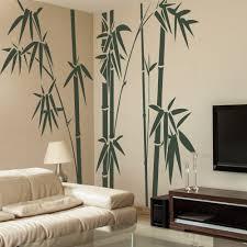 amazon com geckoo home decor family bamboo wall decals living amazon com geckoo home decor family bamboo wall decals living room wall sticker x large dark green home kitchen