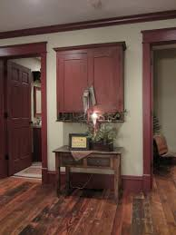 Two Tone Walls Primitive Paints Two Tone Walls For Living Room Carameloffers