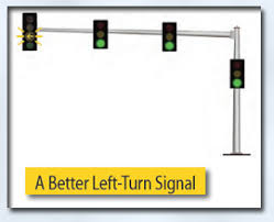 A Flashing Yellow Signal Light Means Flashing Yellow Arrow Turn Signal Nevada Department Of