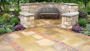 Garden Paving Ideas Uk The 10 Best Patio Design Ideas The Garden