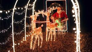 scout light show neighbors of scouts holiday light show in bayport push to have