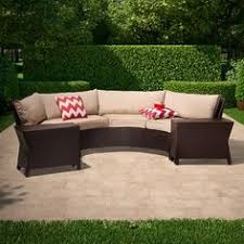 Dark Wicker Patio Furniture by All Weather Wicker Outdoor Modular Seating By Kingsley Bate Click
