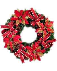 special wreath 20 inches ornaments