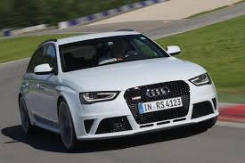 Audi Rs4 A Super Car Disguised As Station Wagon The Financial