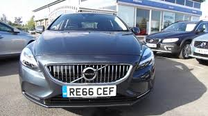 volvo ltd volvo v40 d3 inscription 2 0 5dr fawcetts garage newbury ltd