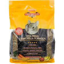 sun seed sunscription vita prima chinchilla formula petco