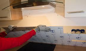 tole inox pour cuisine plaque inox pour plan de travail amazing plan de travail carrel