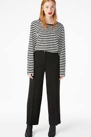 pintrest wide best 25 black wide leg trousers ideas on pinterest black wide