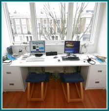 2 person computer desk home best home furniture decoration