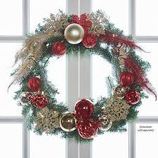 pre lit wreath pre lit forever fragrant scented christmas wreath