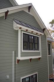 october 2012 modern craftsman style home exterior trim received