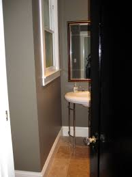Small Powder Room Decorating Ideas Pictures Design Wide Wall Mount Wall Mirror Ideas Small Powder Room