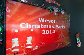 wesoft christmas party 2014 photo album