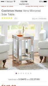 wayfair com coffee tables 19 best wayfair end tables images on pinterest mesas small tables
