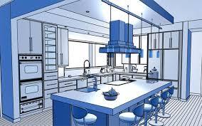 CAD Software For Kitchen And Bathroom Designe Pro Kitchen  Bathroom - Kitchen bathroom design