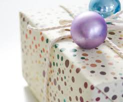 Handmade Gift Wrapping Paper - holiday wrapping paper from etsy popsugar home