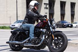 recommended motorcycle boots 2017 harley davidson sportster forty eight review mid century retro