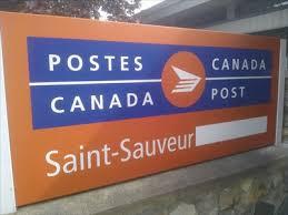 bureau de poste pr騅ost bureau de poste de st sauveur st sauveur post office qc j0r