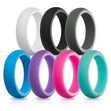 Rubber Wedding Rings by 25 Best Silicone Wedding Rings Images On Pinterest Outdoors