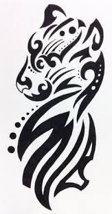 tribal panther search cat tinta