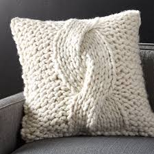 Decorative Splash Block Throw Pillows Decorative And Accent Crate And Barrel