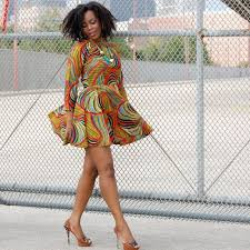 short ankara dresses for party and cocktail
