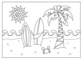 printable beach coloring pages www allegiancewars www