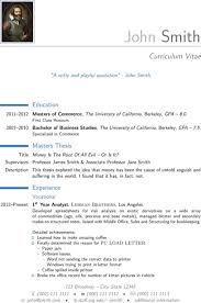 format of carriculum vitae download blank cv template for free formtemplate