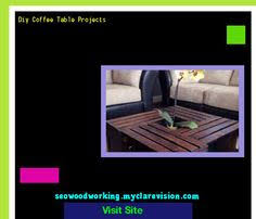 free diy coffee table plans 201942 woodworking plans and